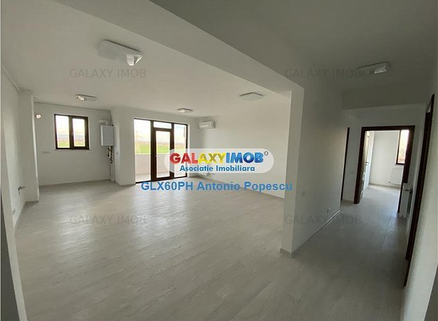 Vanzare apartament 3 camere, bloc nou, in Ploiesti, zona Albert - imaginea 1