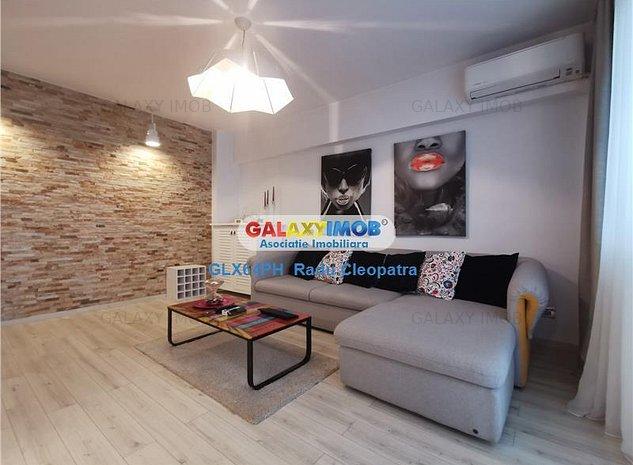 Inchiriere apartament 3 camere lux Ploiesti, zona Parcul Mihai Viteazu - imaginea 1