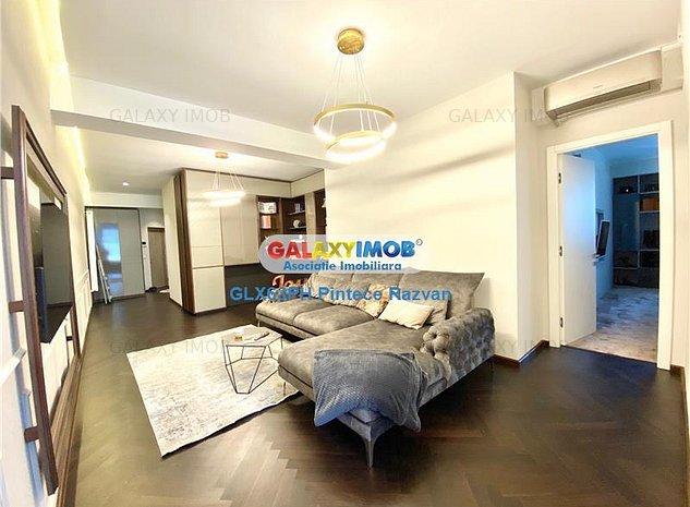 Apartament ultra lux, 2 camere, 65 mp, mobilat utilat, 9 Mai, Ploiesti - imaginea 1