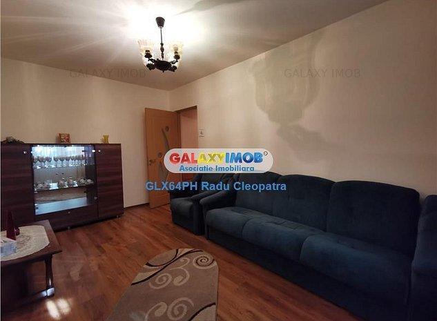 Vanzare  apartament 3 camere, Ploiesti, zona Malu Rosu - imaginea 1