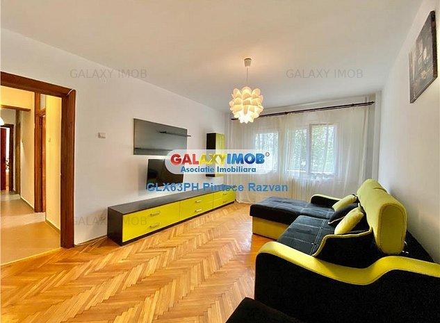 Apartament 3 camere, renovat, mobilat, boxa 8 mp ultracentral Ploiesti - imaginea 1