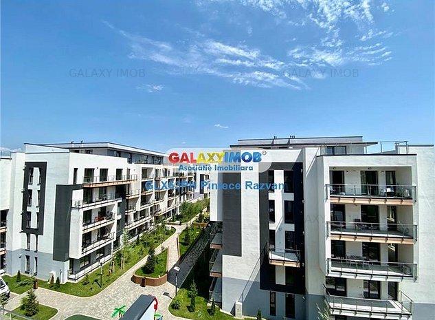 Apartament de lux in complex rezidential MRS SMART Albert, Ploiesti - imaginea 1