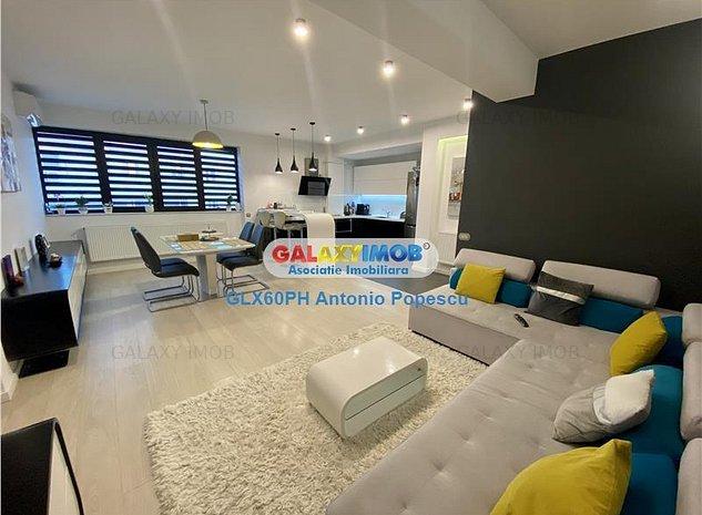 Vanzare apartament 3 camere, de lux, bloc nou, in Ploiesti, zona 9 Mai - imaginea 1