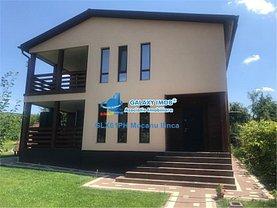 Casa de închiriat 4 camere, în Bucov, zona Central
