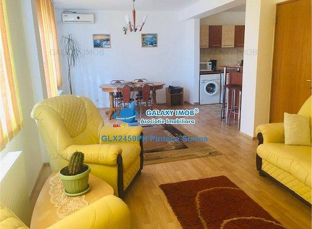 Casa P+1, mobilata si utilata complet, cartier rezidential, Ploiesti. - imaginea 1