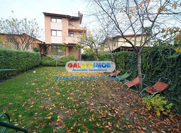 Vanzare casa 5 camere, in Ploiesti, zona parcul Mihai Viteazul - imaginea 1