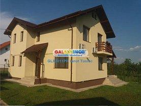 Casa de vânzare sau de închiriat 4 camere, în Păuleşti, zona Central