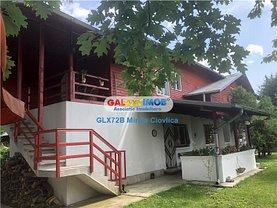Casa de vânzare 5 camere, în Scorţeni, zona Central