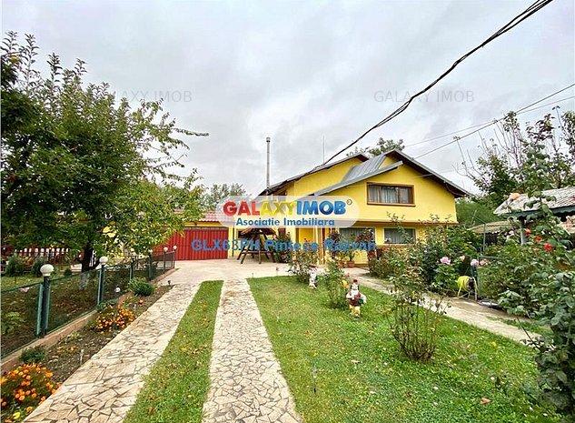 Casa si predare afacere morarit in comuna Poienarii Burchii, Prahova - imaginea 1
