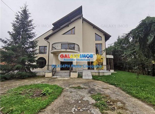 Vanzare vila 9 camere P+1E+M in Ploiesti, zona ultracentrala - imaginea 1
