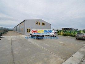 Vânzare spaţiu industrial în Ploiesti, Exterior Nord