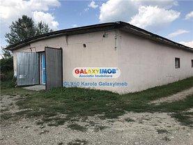 Vânzare spaţiu industrial în Ploiesti, Exterior Est
