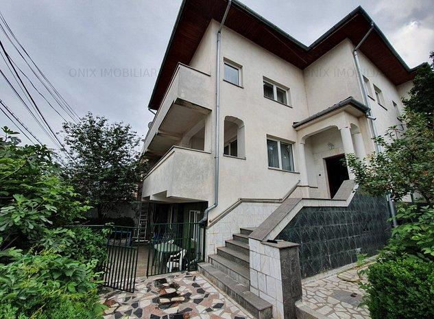 Vila 9 camere Brancoveanu-Budimex de vanzare, teren 450 mp - imaginea 1