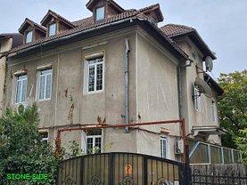 Casa de vânzare 12 camere, în Bucureşti, zona Parcul Carol