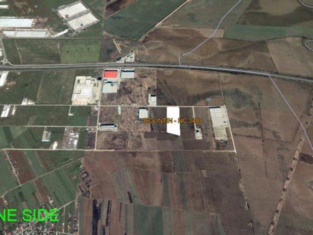 Vanzarie teren  logistica/depozitare/lproductie Bolintin Deal - imaginea 1