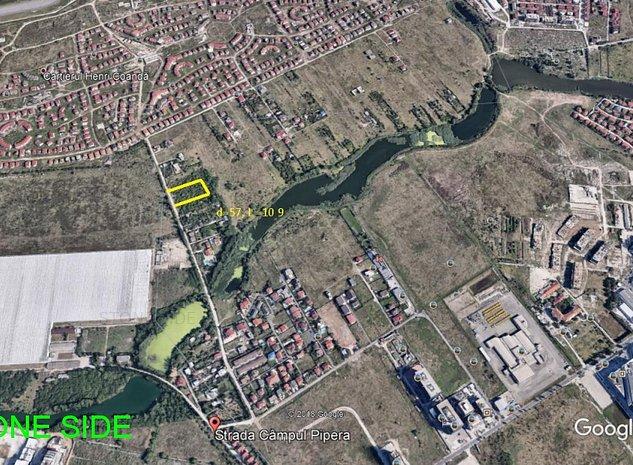 Vanzari Terenuri Zona Henri Coanda - imaginea 1