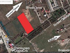 Teren constructii de vânzare, în Bragadiru, zona Nord