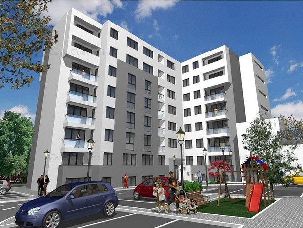 Negru Voda: Apartament 3 camere, confort: A50