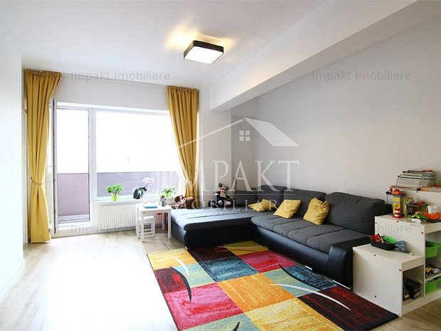 Apartament 2 camere Marasti , 67 mp, zona str. Dorobantilor - imaginea 1