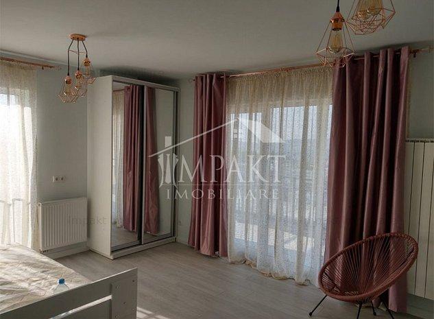 Apartament 1 camera superfinisat, 52 mp, Buna Ziua - imaginea 1