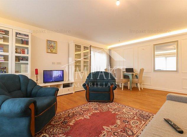 Apartament remarcabil compus din 4 camere, in zona strazii Eugen Ionesco ! - imaginea 1