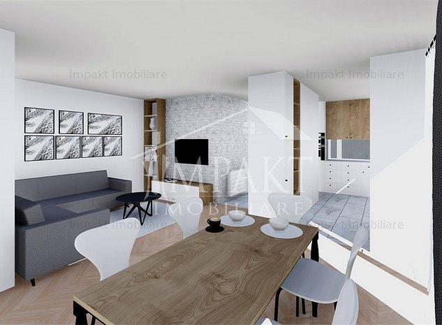 Apartament 3 camere premium, complex Platinia , str Constanta - imaginea 1