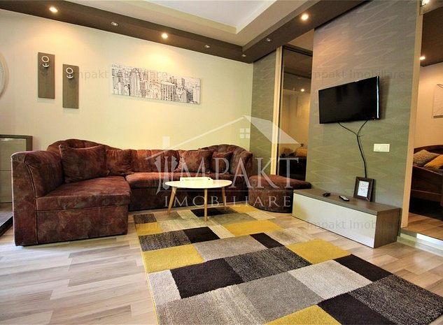 Apartament cu 2 camere in zona Plopilor. - imaginea 1