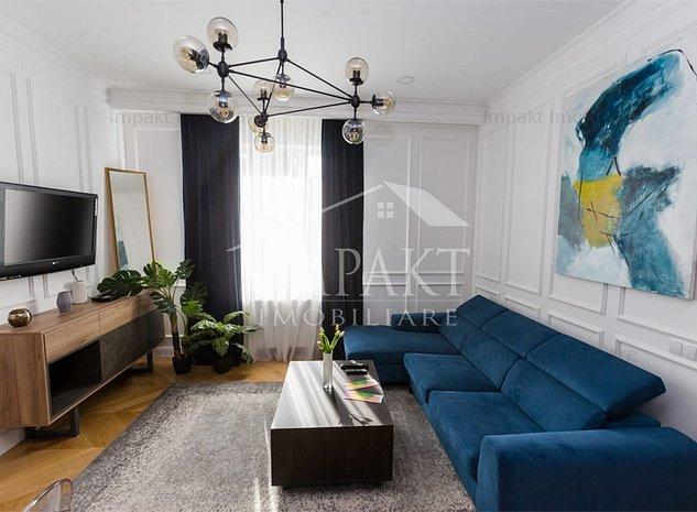 Apartament deosebit cu 3 camere, Ultracentral! - imaginea 1