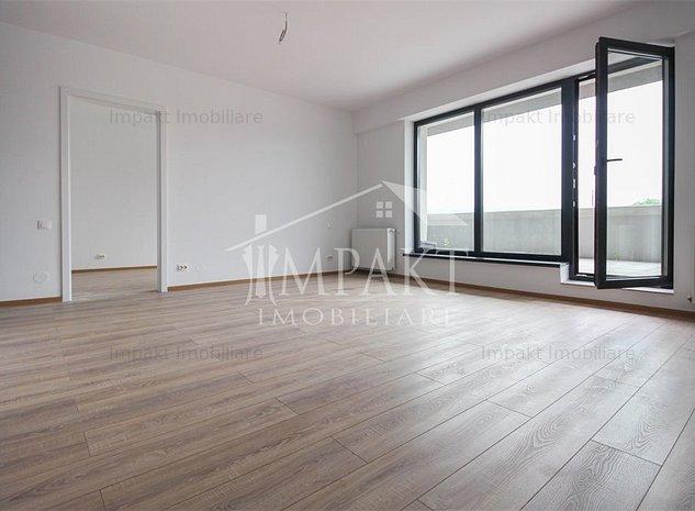Apartament 2 camere ideal investitie Gheorgheni, Terasa de 32 mp - imaginea 1