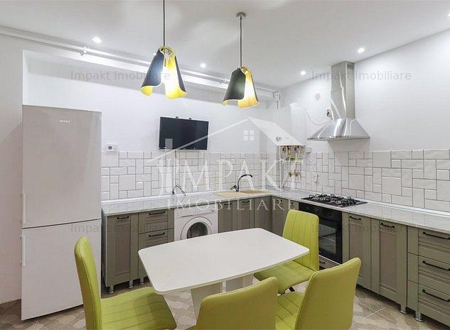 Apartament cochet cu 4 camere, dispus pe doua niveluri, zona Garii! - imaginea 1