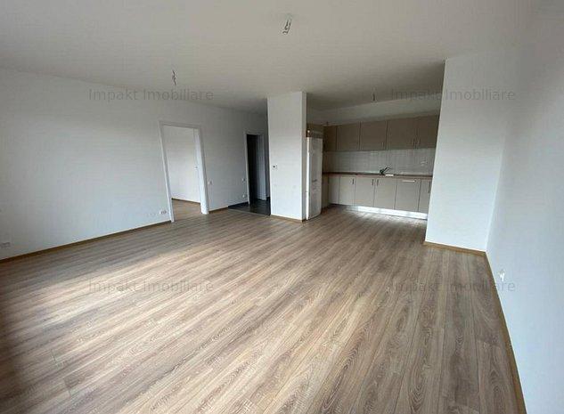 Apartament cu 2 camere si terasa de 35mp in bloc nou, zona Iulius Mall! - imaginea 1