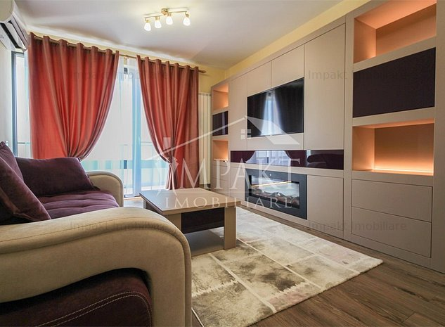 Apartament cu 3 camere ultrafinisat cu vedere spre Lac in zona Iulius Mall! - imaginea 1