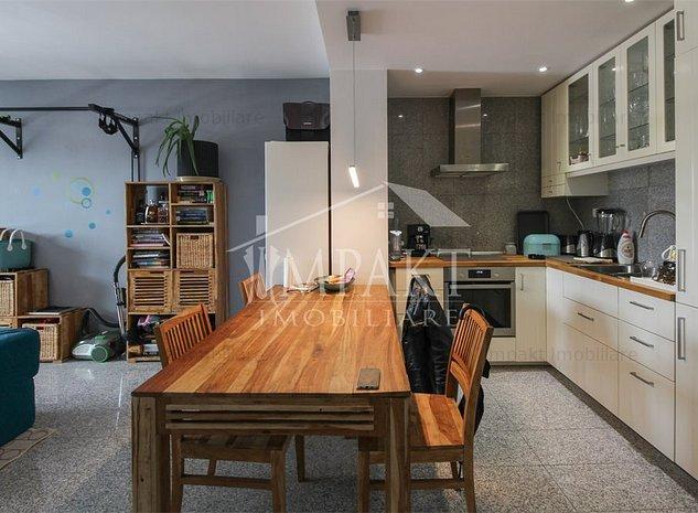 Apartament 2 camere ultrafinisat cu terasa 50mp zona Platinia! - imaginea 1