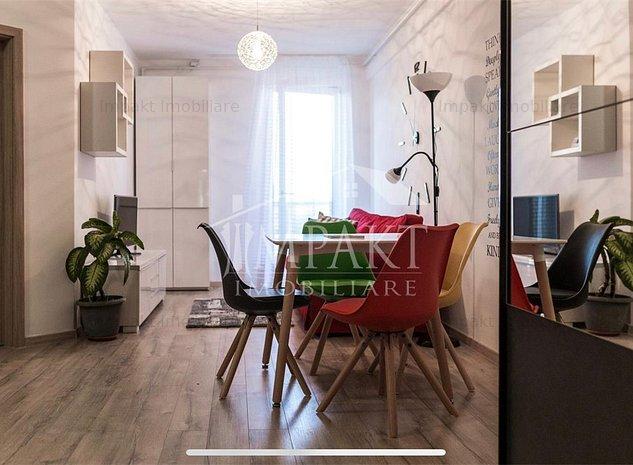 Apartament 2 camere ultrafinisat zona Sigma Shopping Center ! - imaginea 1