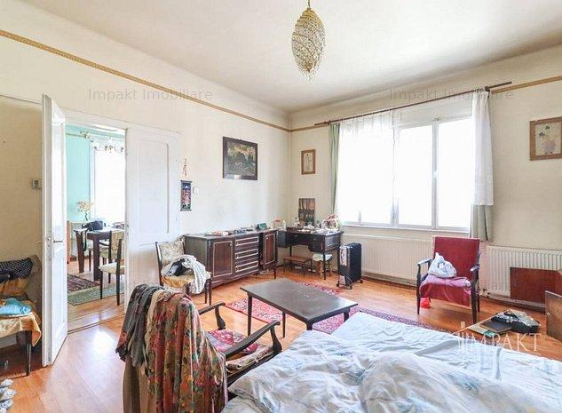 Apartament cu 2 camere Zona Centrala cu gradina si garaj incluse! - imaginea 1