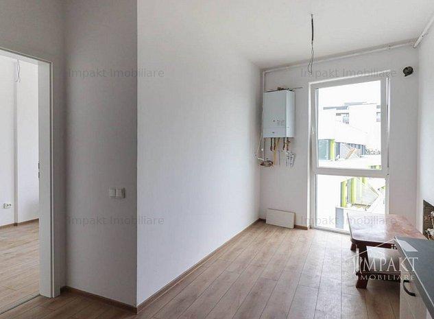 Apartament 2 camere, ETAJ INTERMEDIAR, bloc nou, zona centrala - imaginea 1