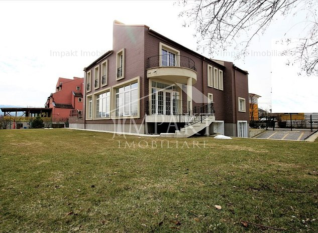 Casa spectaculoasa pretabila pentru locuinta/sediu firma , Buna-Ziua - imaginea 1