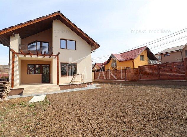 Casa individuala deosebita , 700 mp teren, zona str. Campului  - imaginea 1