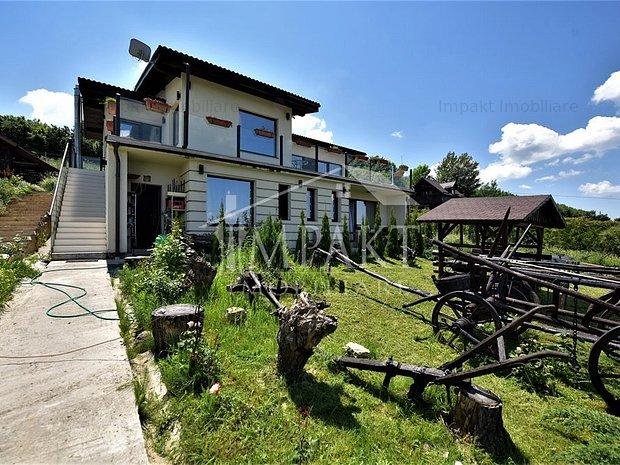 Casa individuala 4 camere, 1000 mp teren , Feleacu - imaginea 1
