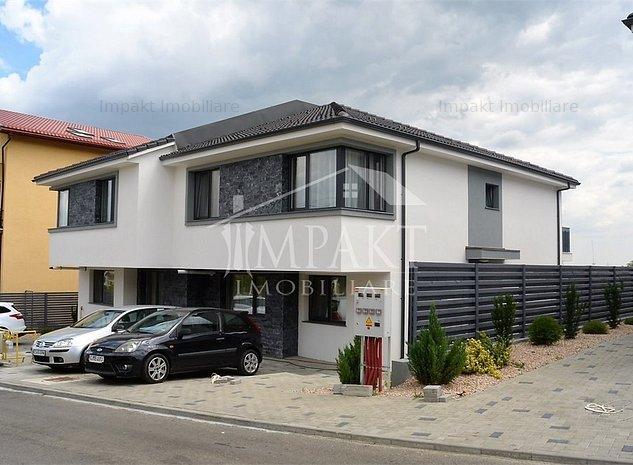 Duplex finisat modern 4 camere, 110 mp, Europa - imaginea 1