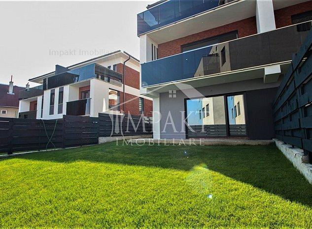 Duplex 5 camere cu gradina de 250 mp, Andrei Muresanu - imaginea 1