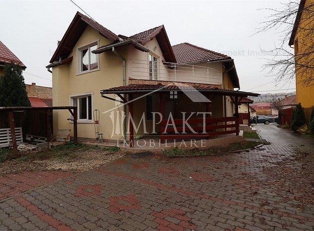 Casa individuala 9 camere Manastur, gradina de 700 mp - imaginea 1