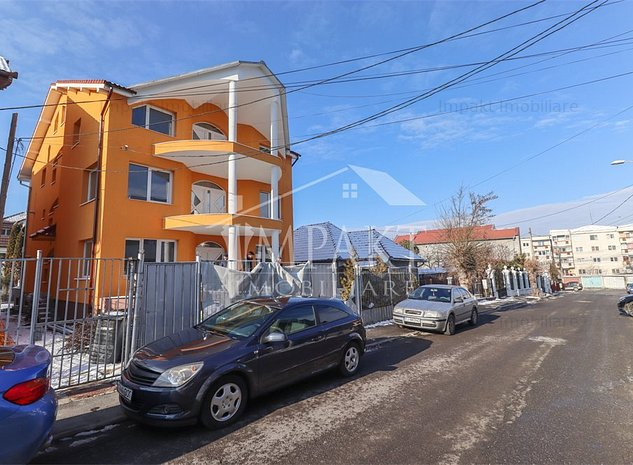 Casa individuala 16 camere Zorilor, 600 mp utili, ideala sediu firma  - imaginea 1