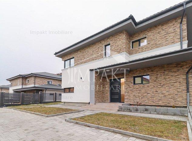 Casa individuala superba 5 camere Buna Ziua, gradina de 550 mp - imaginea 1