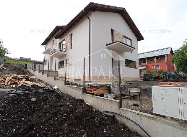 Casa tip duplex Dezmir, cu teren de 250 m2 - imaginea 1