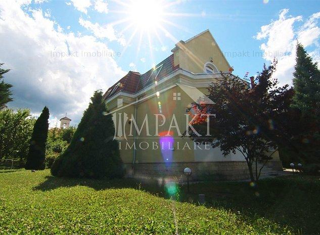 Casa individuala 7 camere Andrei Muresanu cu gradina de 1100 mp - imaginea 1