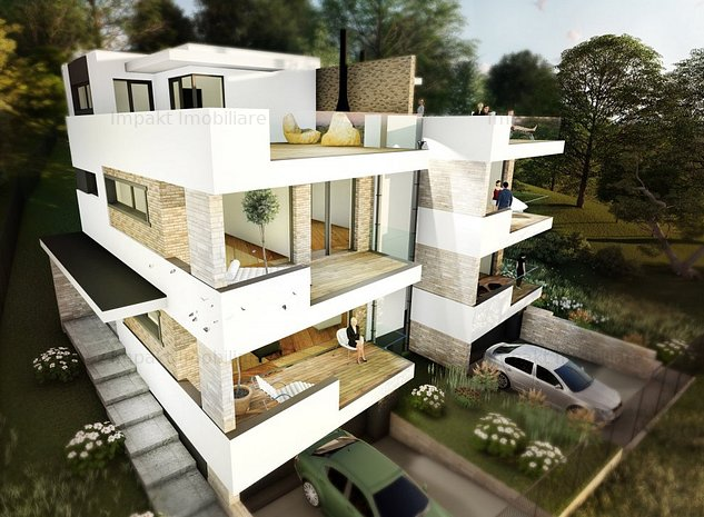 Duplex inedit cu panorama EXCELENTA, Grigorescu ! - imaginea 1