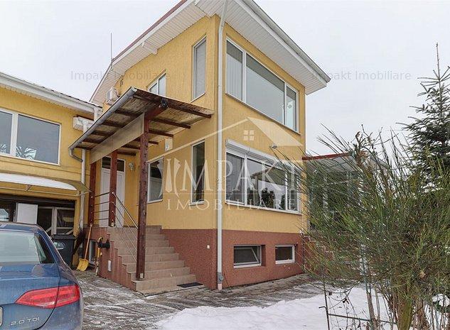 Casa individuala finisata situata in cartierul Borhanci - imaginea 1