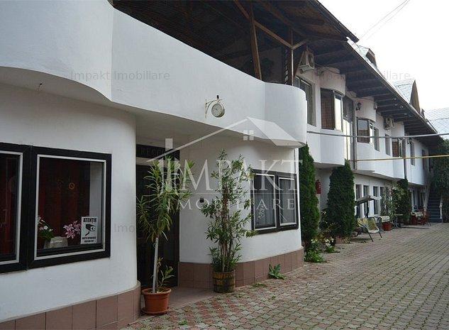 Hotel de vanzare langa Cheile Turzii - imaginea 1