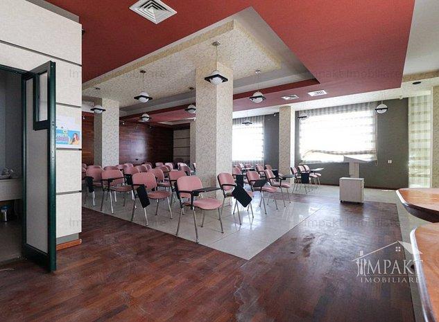 Cladire de birouri in zona semicentrala! - imaginea 1